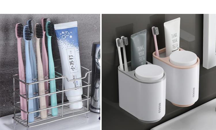 Органайзер для зубных щеток и пасты