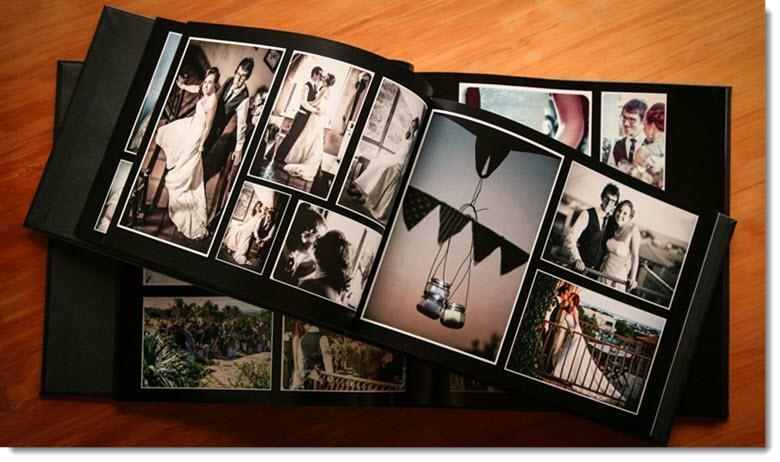 Фотоальбом или фотоколлаж подарок на день рождения