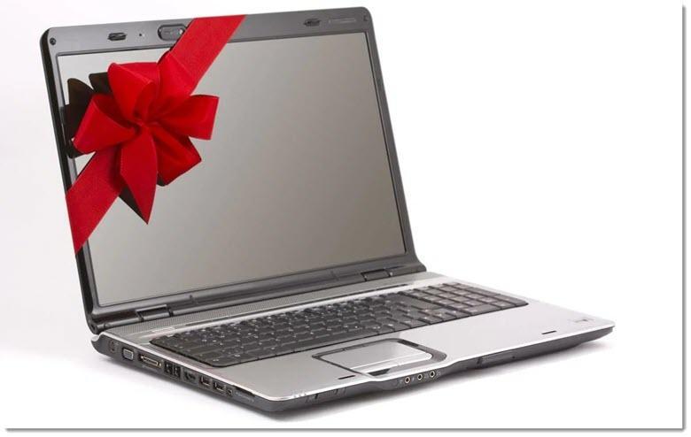 Компьютер или ноутбук в подарок