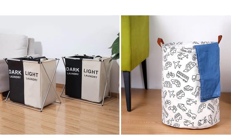 Ящики для хранения грязного белья