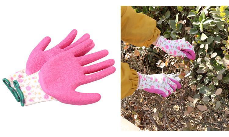 Перчатки для работы с землей
