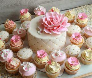 Праздничный торт или капкейки