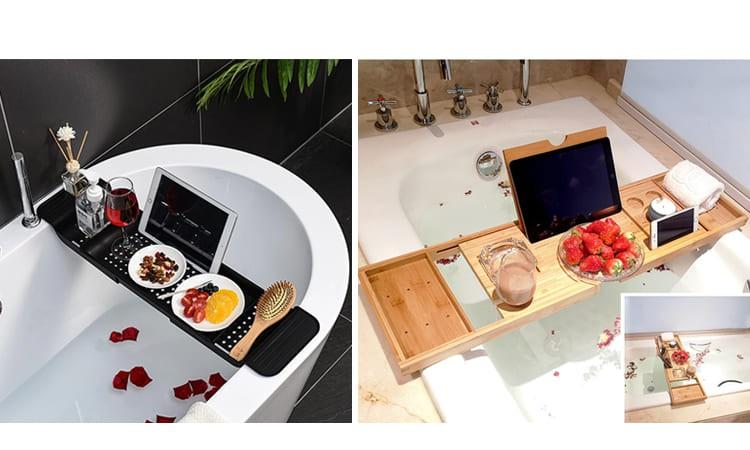 Специальная досочка-подставка для приема ванны