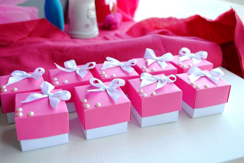 подарки от родителей