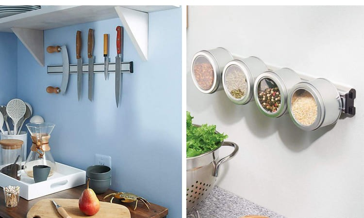 Магнитный держатель для кухни