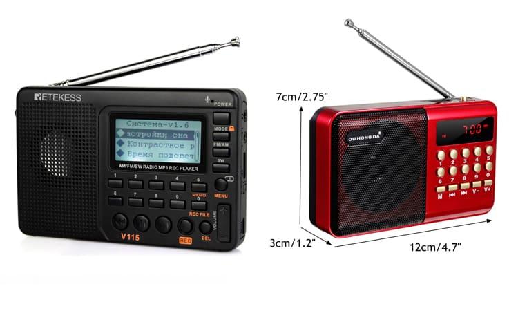 Портативное радио