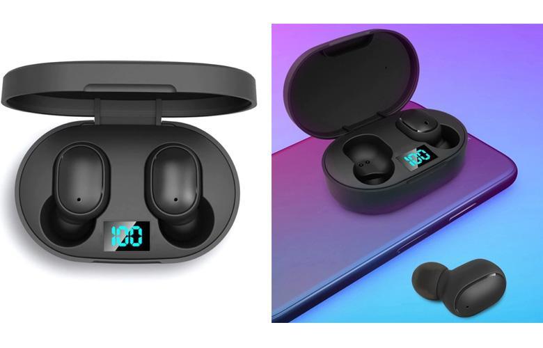 Bluetooth-гарнитура E6s с цифровым дисплеем