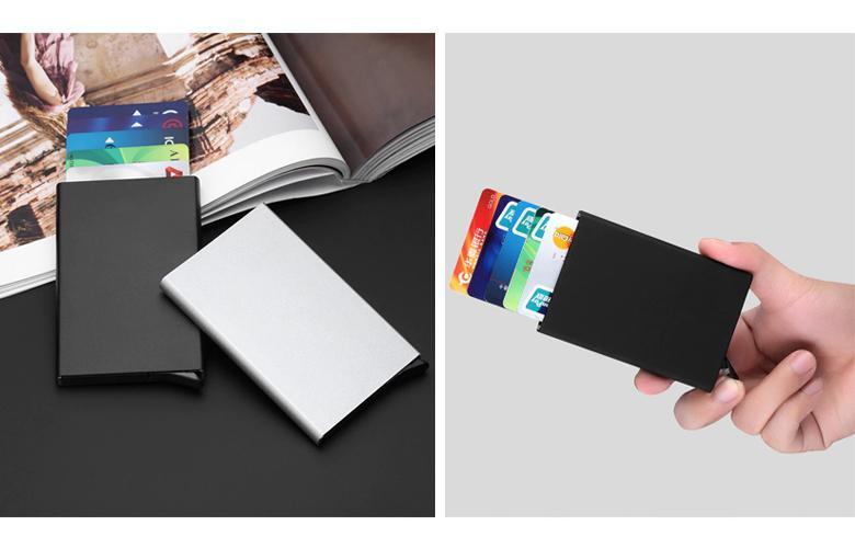 Держатель кредитных карт