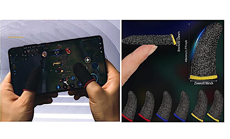 Перчатки для сенсорных устройств