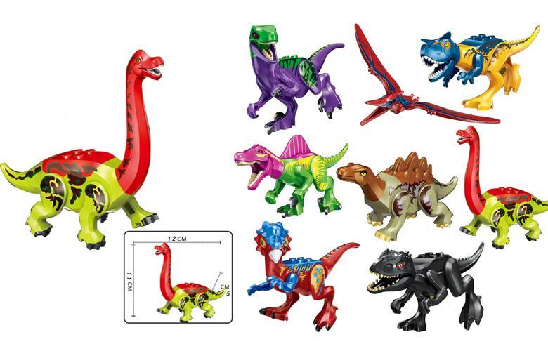 Статуэтки динозавров