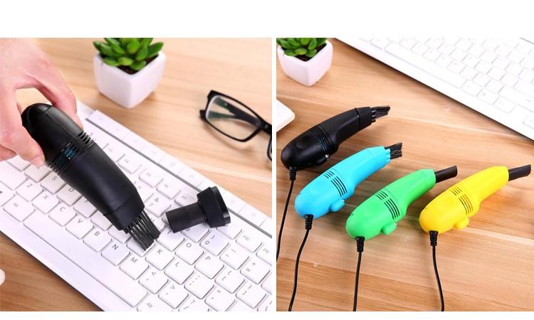 Мини-пылесос с USB-разъемом