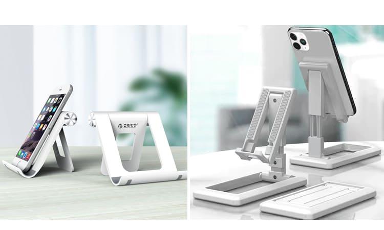 Подставка-держатель для телефона на рабочий стол