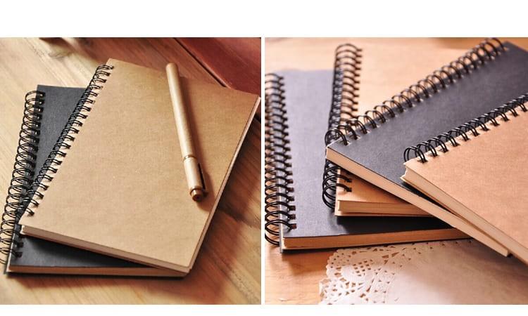Скетчбук для зарисовок и записей