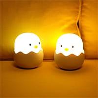 Лампа-ночник в виде цыпленка